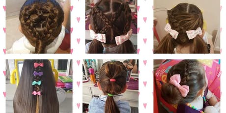 Princess Hairstyles for Dads Workshop -January 2020 tickets