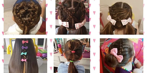Princess Hairstyles for Dads Workshop -January 2020