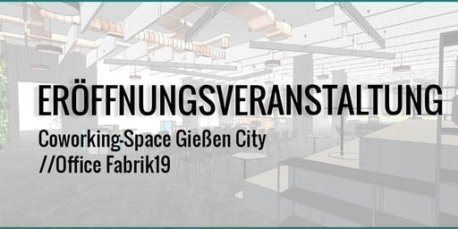 Coworking-Space Gießen City // Fabrik19 Office