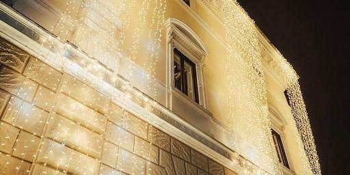 Night Brunch nell'Esclusiva Villa di Corso Francia Sublime!