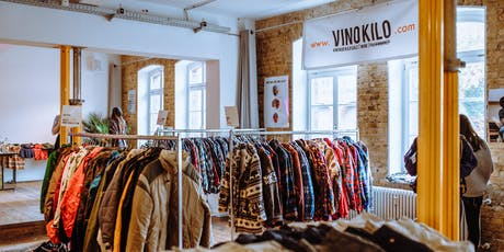 Vintage Kilo Sale • Nijmegen • VinoKilo tickets