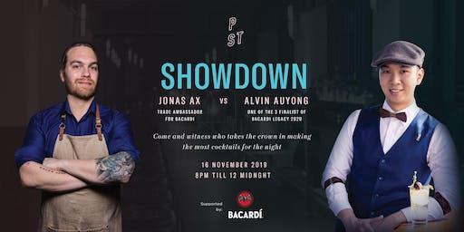 PST Showdown - Jonas VS Alvin
