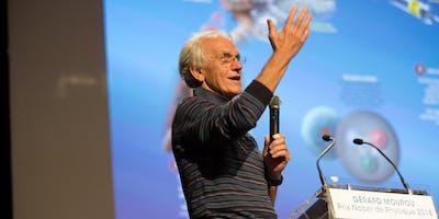 Gerard Albert Mourou, il fisico Premio Nobel a Città della Scienza