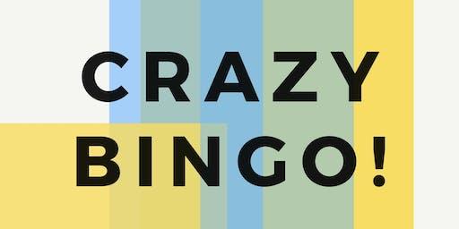 CRAZY BINGO - NCS Calderdale 2019 Grads Reunion