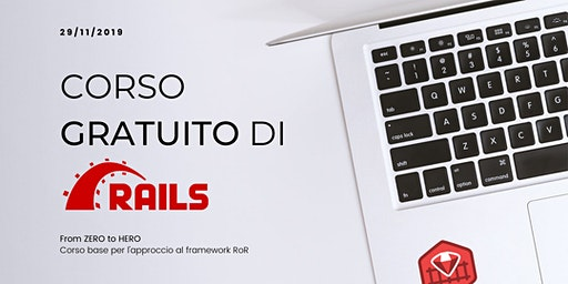 RubyOnRails from ZERO to HERO - Introduzione al framework