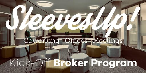 SleevesUp! Broker Event