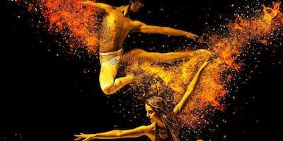 COSMIC DANCE @ BIOSPACE by COSMICNATIVE