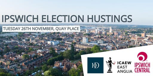 Ipswich Election Hustings 2019