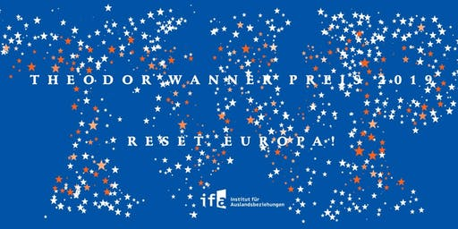 Theodor-Wanner-Preis 2019