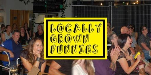 Piano Bar Presents: Locally Grown Funnies