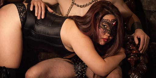 A Twisted Holiday: Intro to KINK Play Party! (BDSM & Discounted tix)