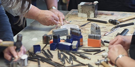 Silversmithing Saturdays with Andrew Poole tickets