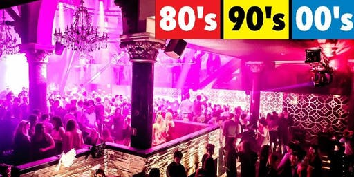 Replay - Back to 80s 90s 2000s   Spirito vs Just A Night - This Friday 15.11