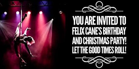 Felix Cane's Barnyard Birthday & Christmas Party Bonanza! tickets
