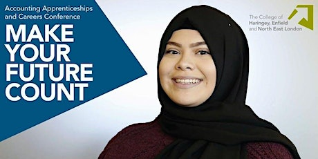 Make Your Future Count - Accounting Apprenticeships & Careers Event tickets