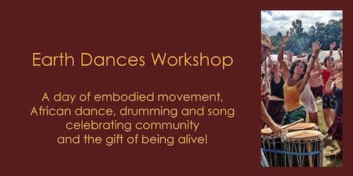 Earth Dances Workshop ~ Lewes