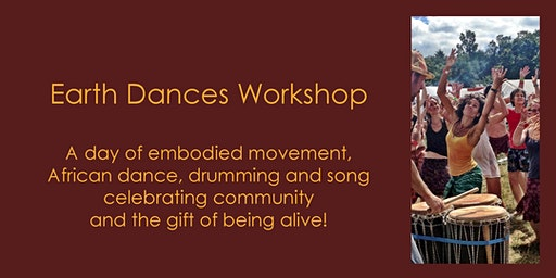 Earth Dances Workshop ~ Lewes