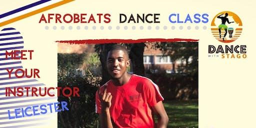 DANCEWITHSTAGO - AFROBEATS DANCE CLASS (LEICESTER)