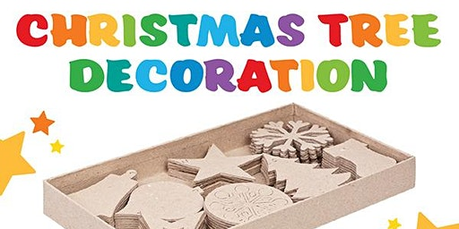 Decorate your own Christmas Tree Trinkets