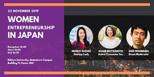 Woman Entrepreneurship in Tokyo