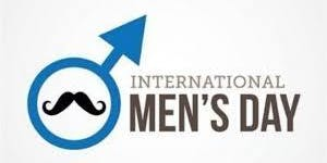 'Lunch and Learn' for International Men's Day (Mayo Campus)