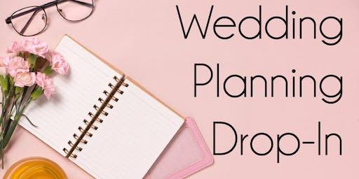 Wedding Planning Drop-In