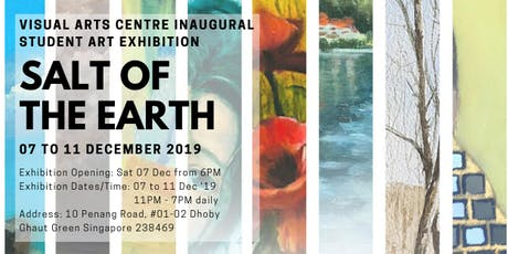 Salt of the Earth | VAC Student Exhibition《一切美好》学生展览 tickets