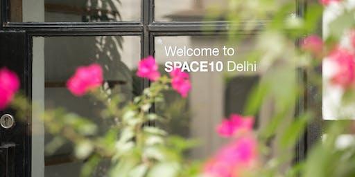 SPACE10 Delhi Opening