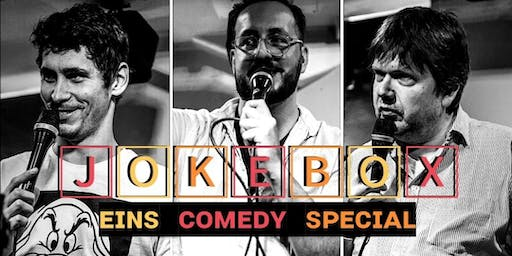 Jokebox | 1 Comedy Special @Coffeehouse