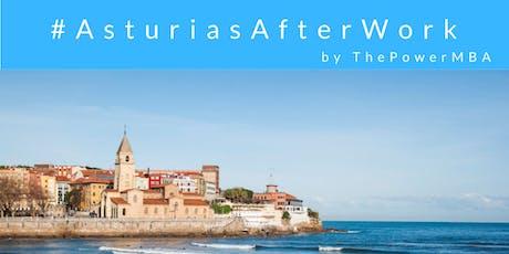 #AsturiasAfterWork edición Navidad  by ThePowerMBA en ARTIEM Asturias entradas