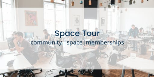 Impact Hub – Space Tour & Info Session