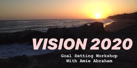 Vision 2020 tickets