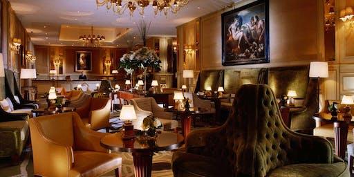 Il salotto dell'HOTEL PRINCIPE DI SAVOIA - Privilege Cocktail Party