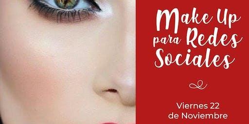 Make Up para Redes Sociales
