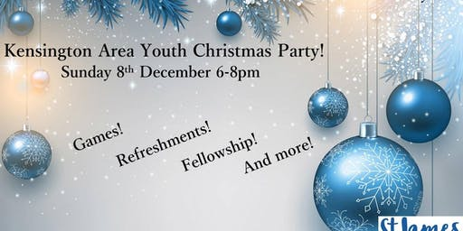 Kensington Area Youth Christmas Party