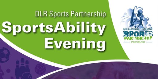 DLR Sports Ability Evening