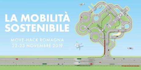"""MOVE-Hackathon """"La Mobilità sostenibile""""  - Ordine Ingegneri Forlì-Cesena biglietti"""