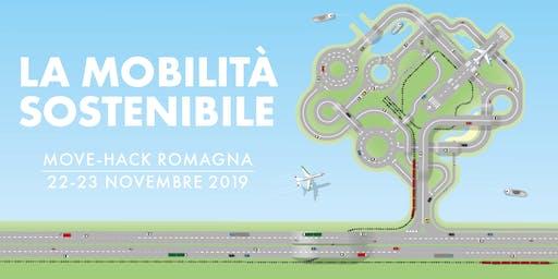 """MOVE-Hackathon """"La Mobilità sostenibile""""  - Ordine Ingegneri Forlì-Cesena"""
