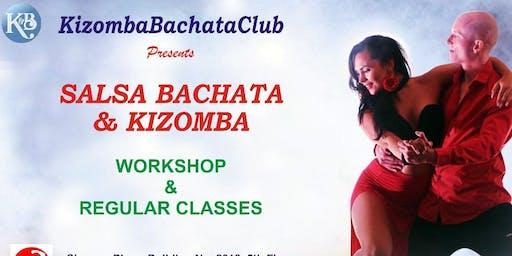 FREE Latin Couple Dance Workshop SALSA BACHATA and KIZOMBA Indiranagar