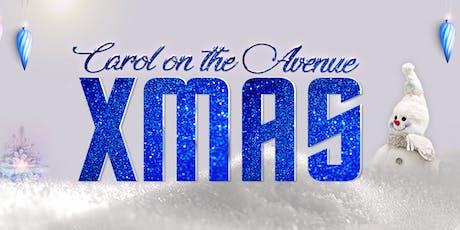 A Christmas Carol on the Avenue tickets