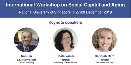 International Workshop on Social Capital and Aging tickets