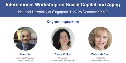 International Workshop on Social Capital and Aging