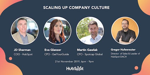 Scaling Up Company Culture