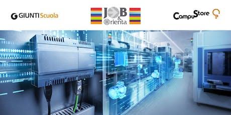 La soluzione Industrial-IoT Siemens  biglietti