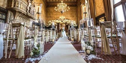 Wedding Showcase with Ambience Venue Styling