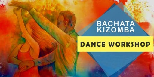 FREE BACHATA and KIZOMBA Dance Workshop for GIRLS and Couple