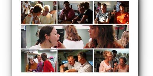 "Kookworkshop ""Cooking makes friends"""