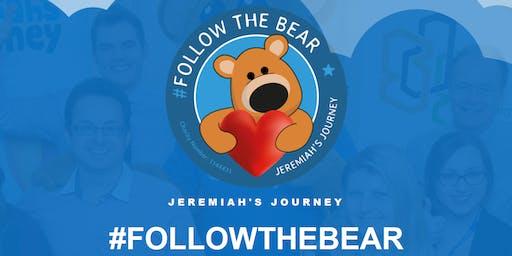 Follow The Bear to Breakfast Networking