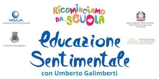 Educazione sentimentale con Umberto Galimberti