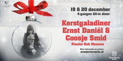 All in Kerstgaladiner met Ernst Daniel Smid